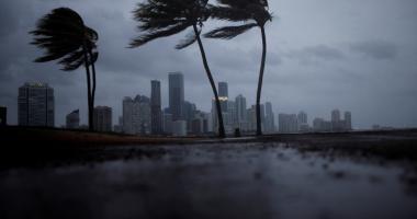 Vítr nad centrálním Miami
