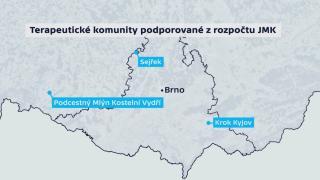 Terapeutické komunity na jihu Moravy