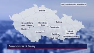 Demonstrační farmy v České republice