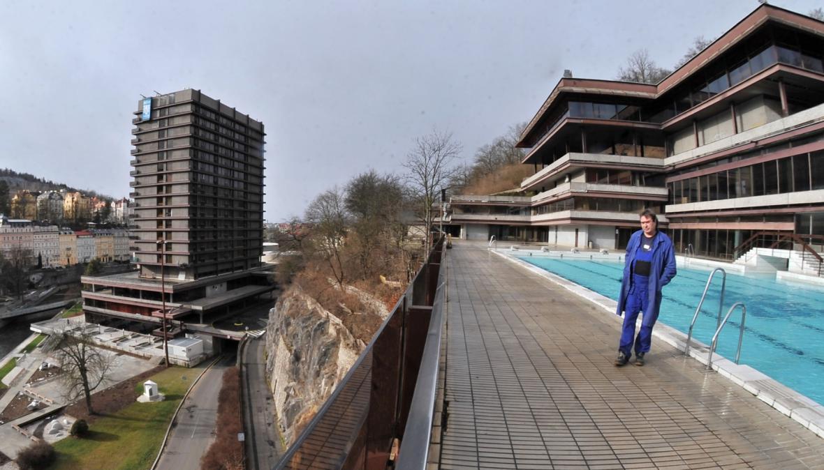 Hotelový komplex Thermal s bazénem