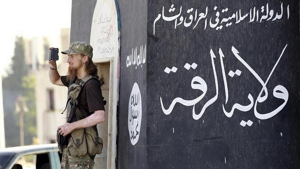 Bojovník Islámského státu