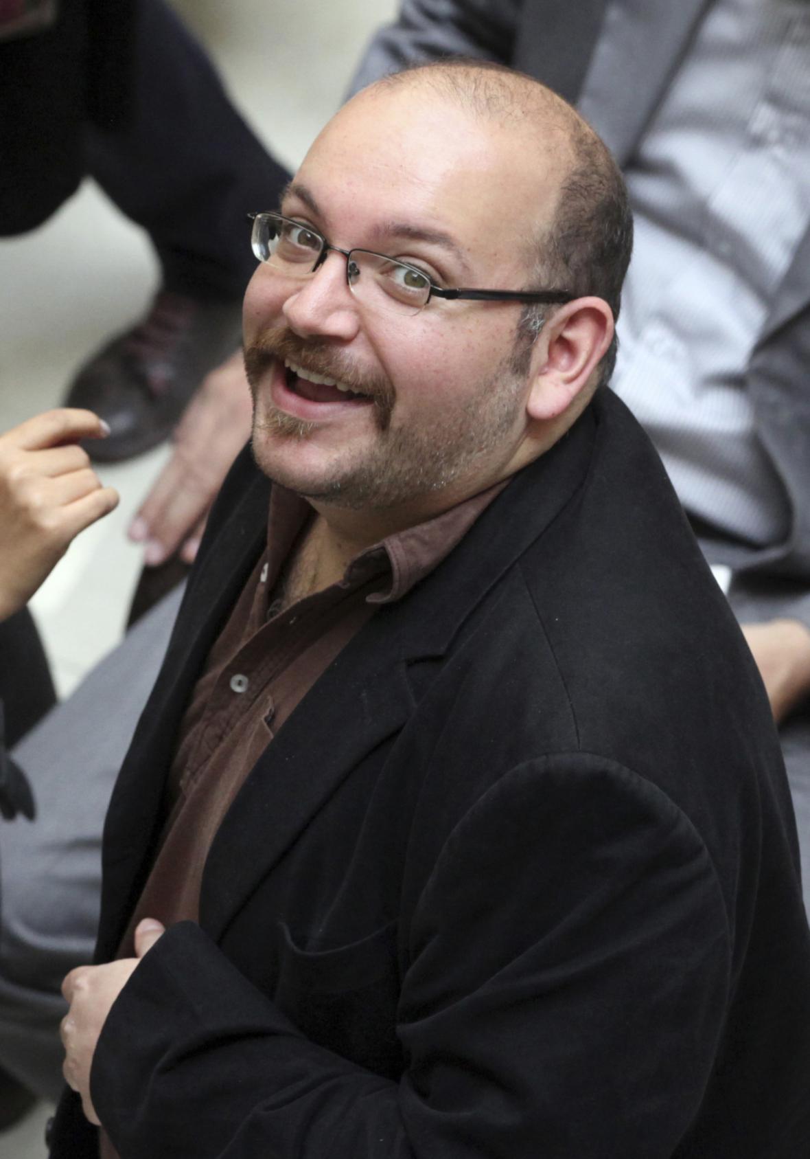 Novinář Jason Rezaian