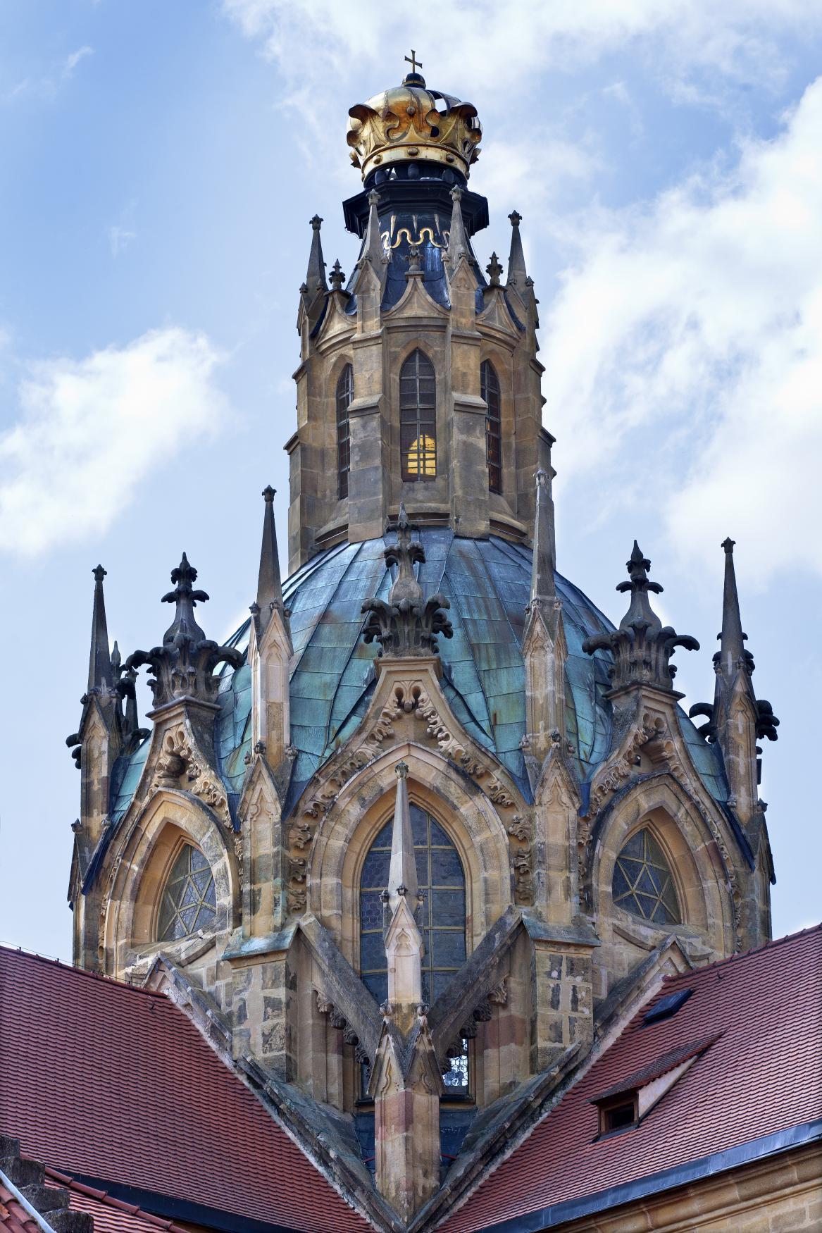 Kostel Nanebevzetí Panny Marie v Kladrubech