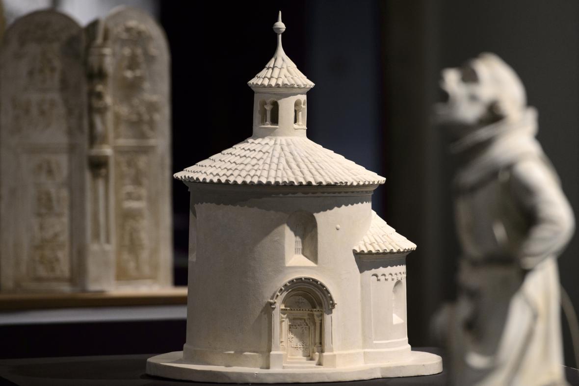 Architecture Week  - Rotunda sv. Martina