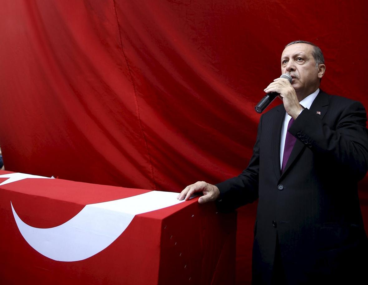 Turecký prezident