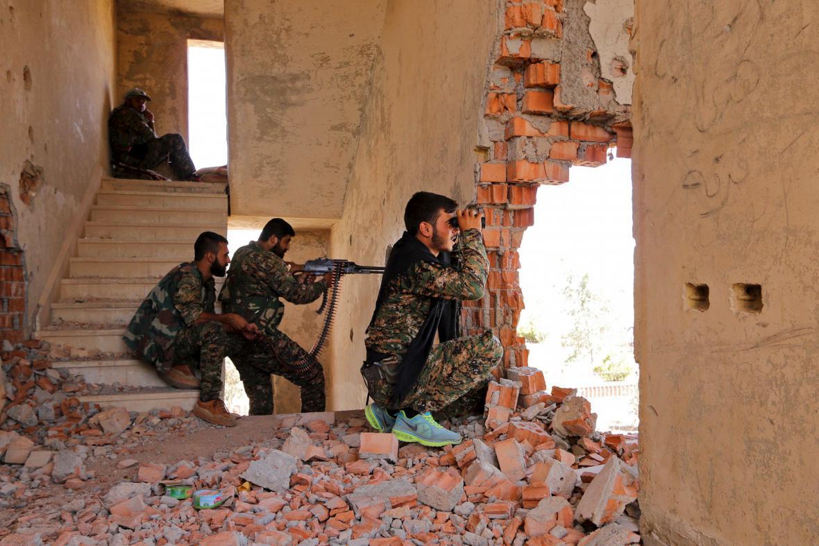 Kurdští pešmergové