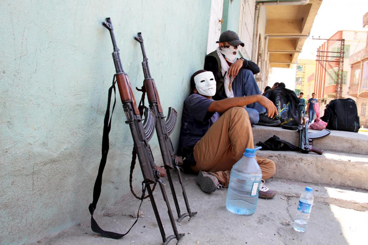Kurdské milice