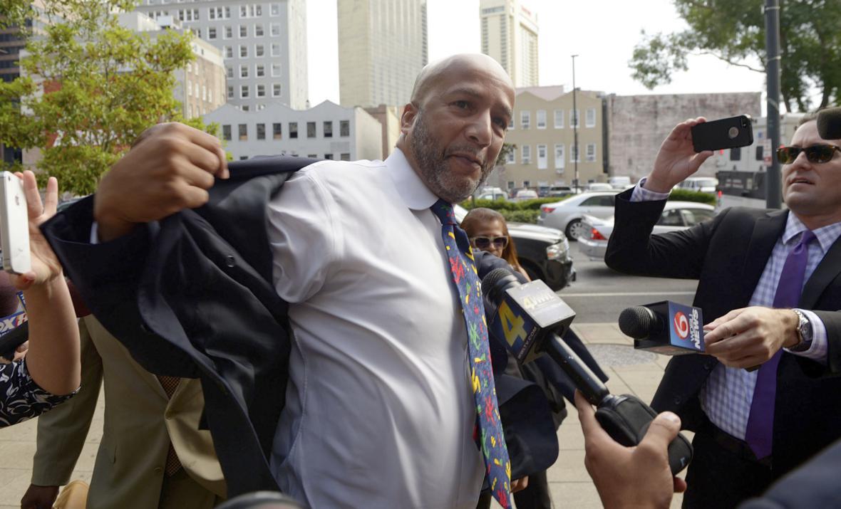 Bývalý starosta New Orleans Ray Nagin