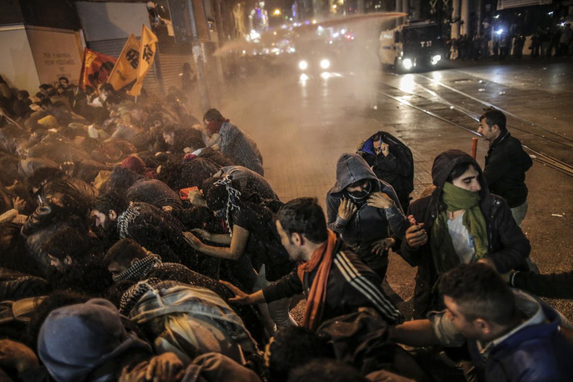 Kurdské protesty