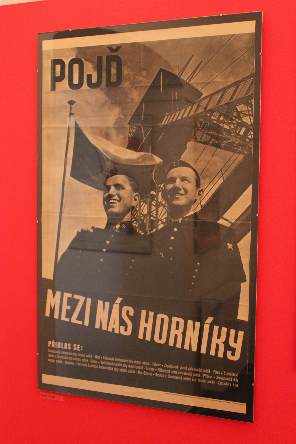 Výstava Český plakát