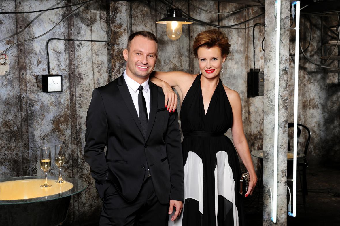 StarDance VII: Jitka Schneiderová a Marek Dědík