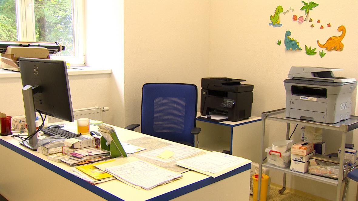 Ordinace dětského lékaře ve Vyšším Brodě je uzavřená od konce června