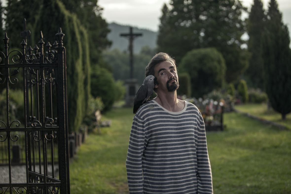 Z natáčení filmu Ztraceni v Mnichově
