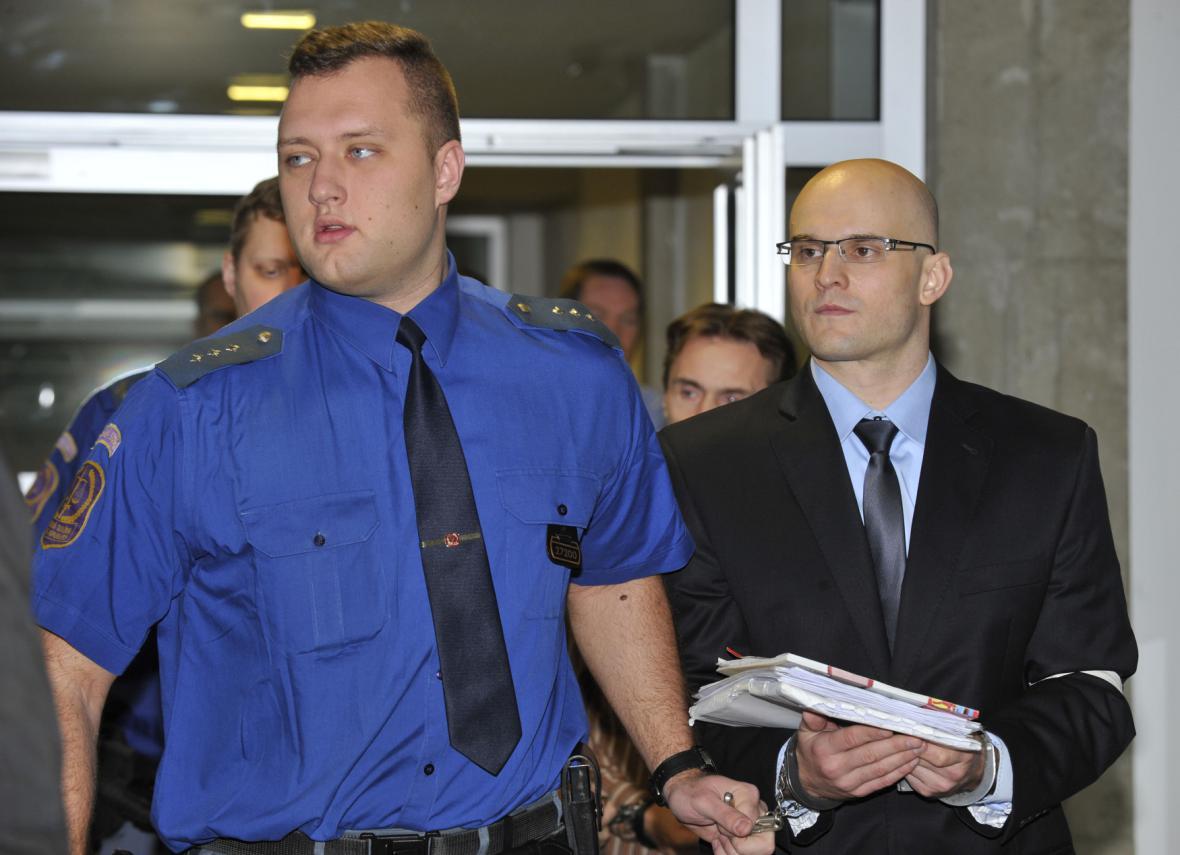Obžalovaný Pavel Flek