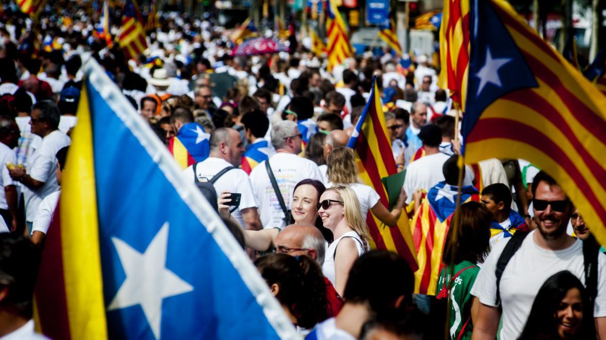 Národní den Katalánska
