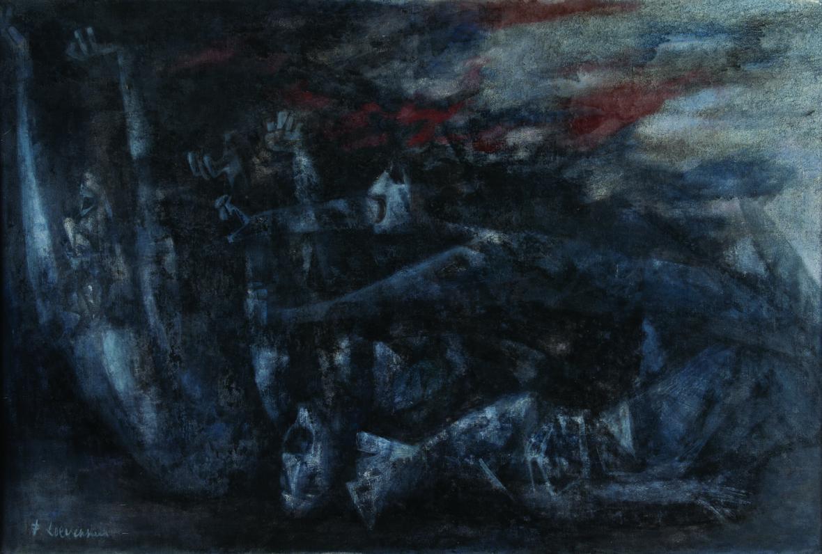 Fedor Löwenstein / Pád, 1938