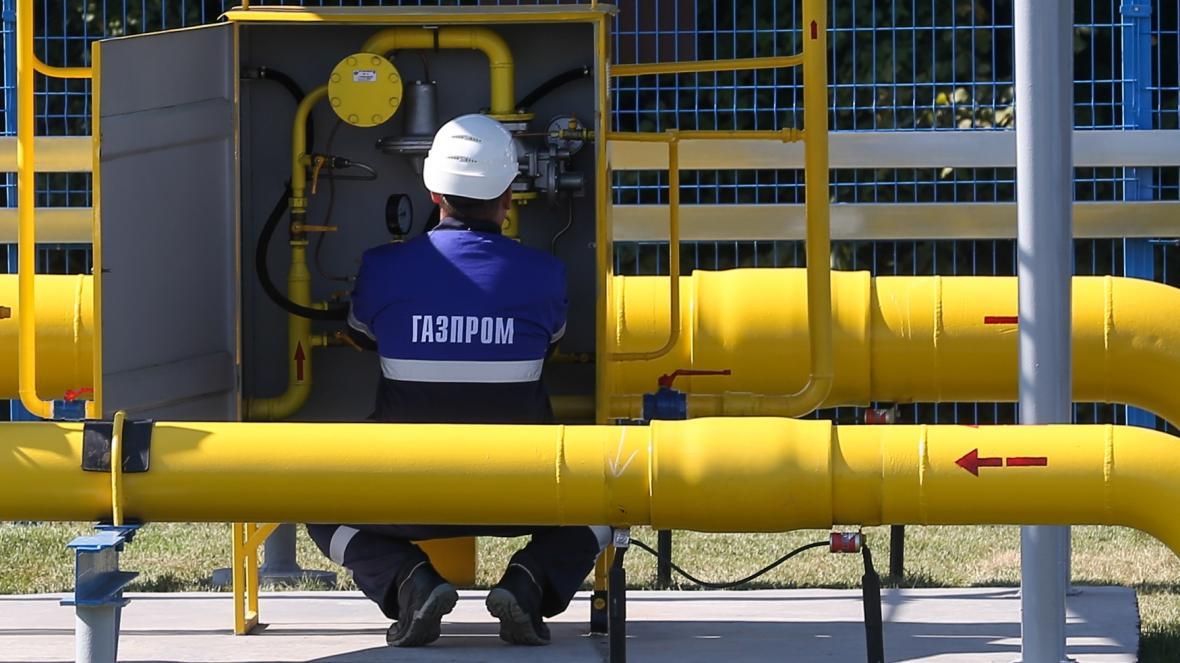 Plynovody Gazpromu