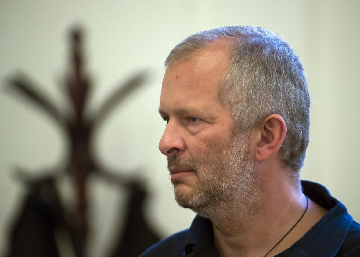 Martin Pechan - snímek z 19. 6. 2014