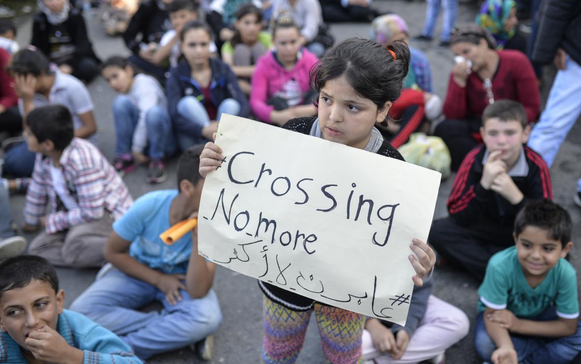 Uprchlíci v Turecku