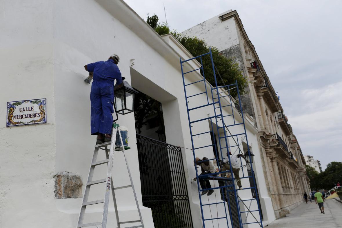 Havana potřebovala před příjezdem Františka
