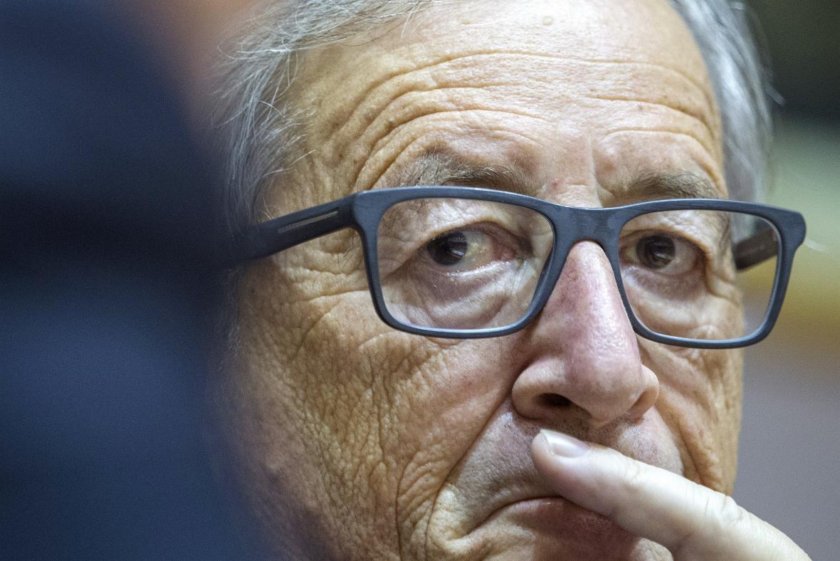 Jean-Claude Juncker, předseda Evropské komise
