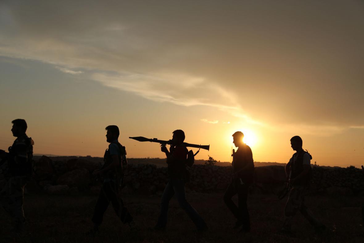 Syrská krize