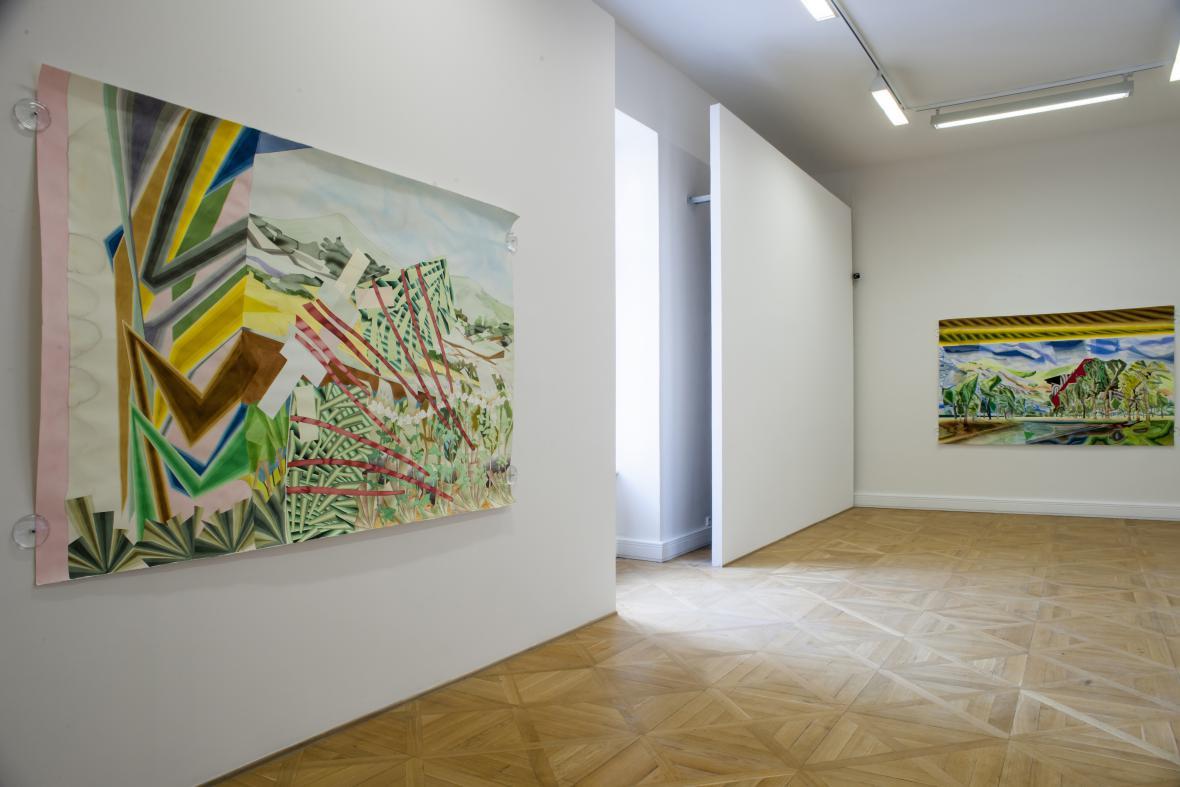 Výstava Finále CJCH 2015 / Lukáš Karbus