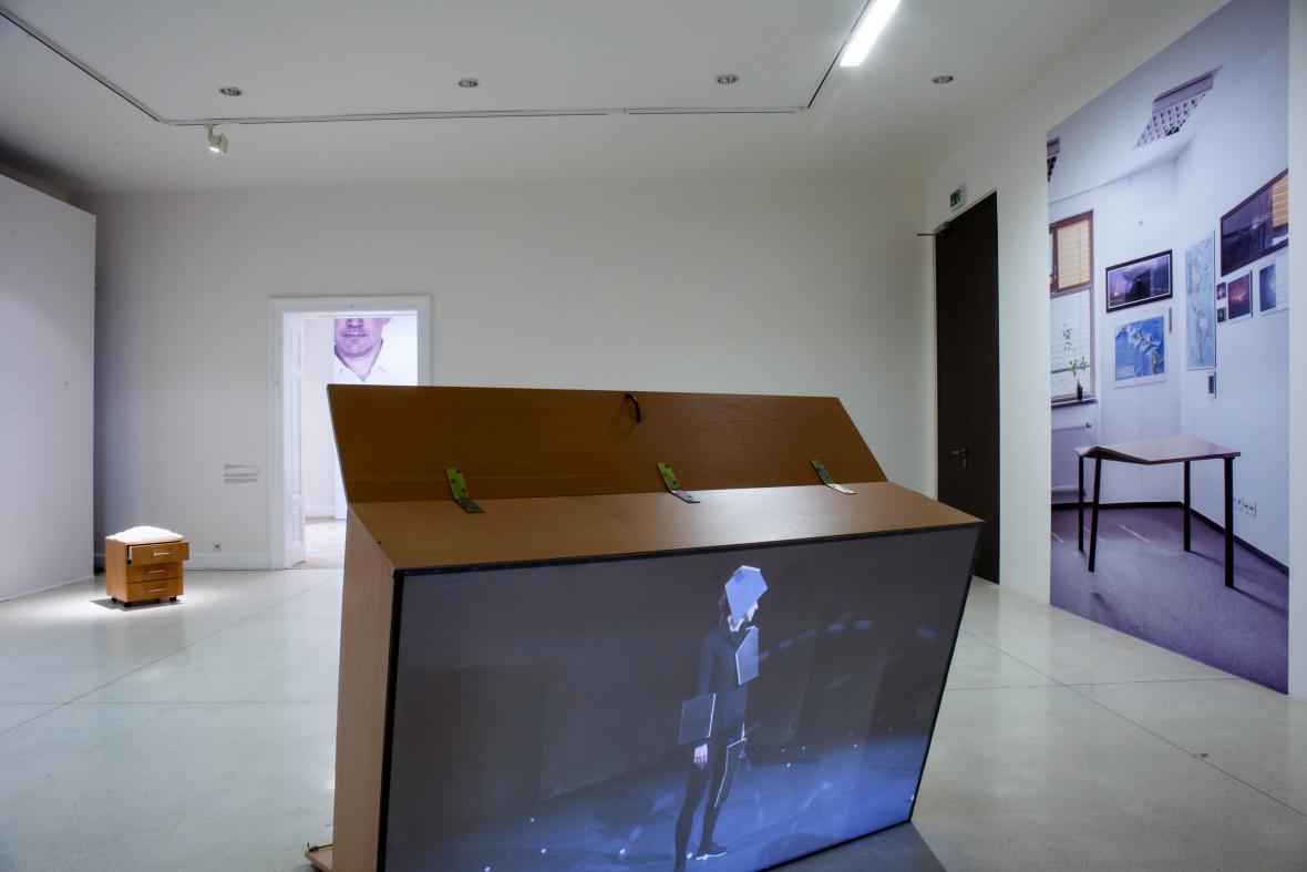 Výstava Finále CJCH 2015 / Pavla Sceranková