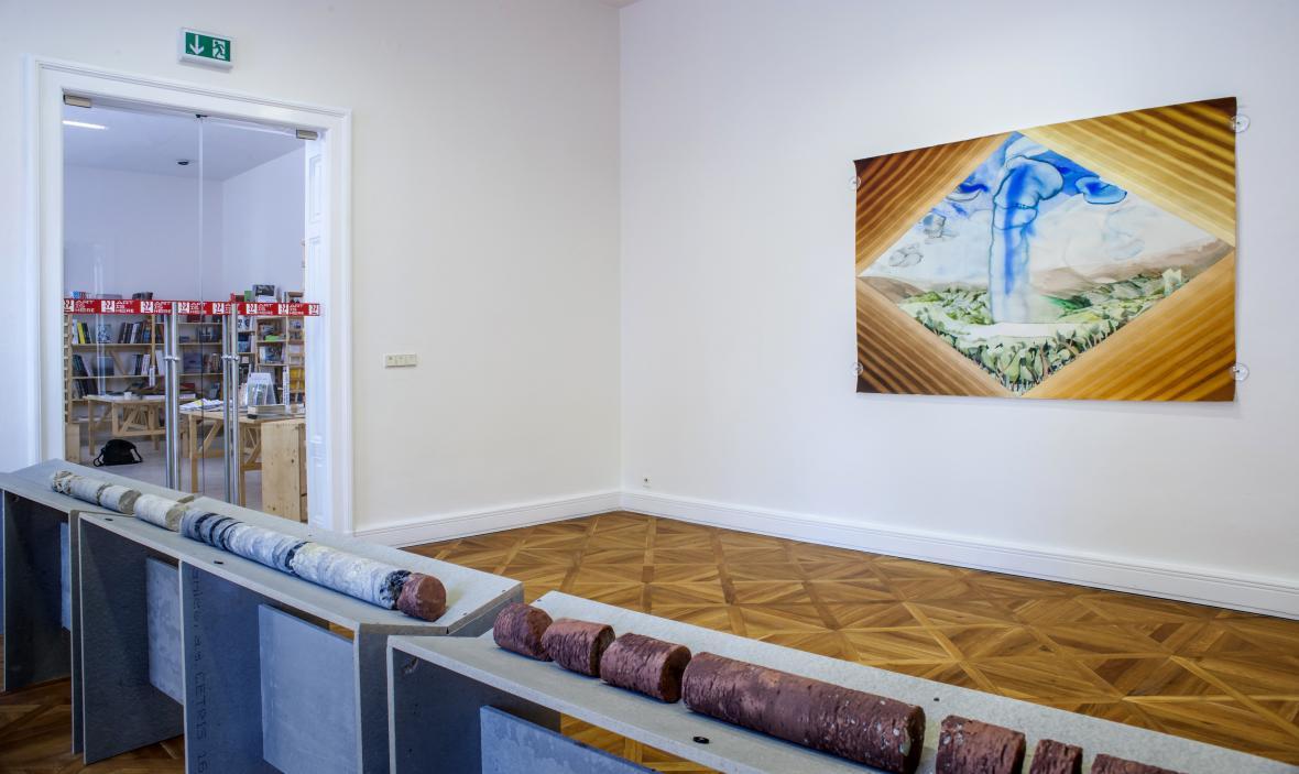 Výstava Finále CJCH 2015 / Pavel Sterec