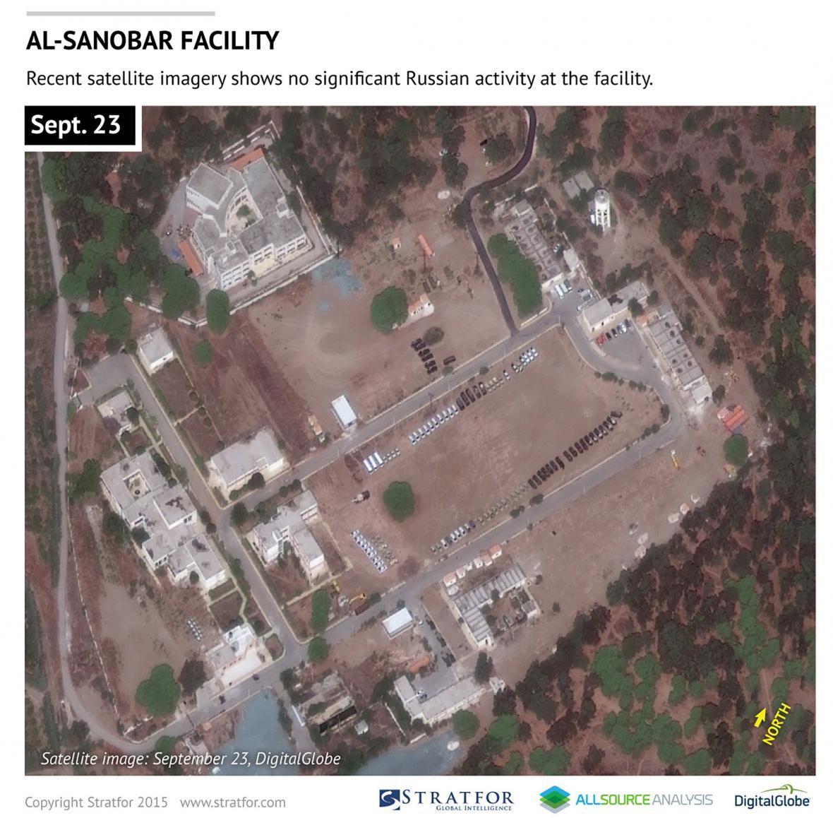 Vojenský komplex u Latakíje