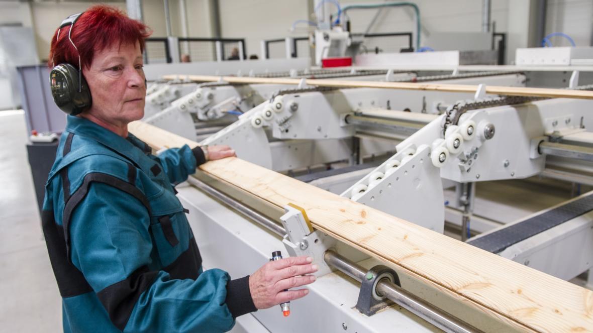 Nové výrobní a inovační centrum zpracování dřeva společnosti Matrix