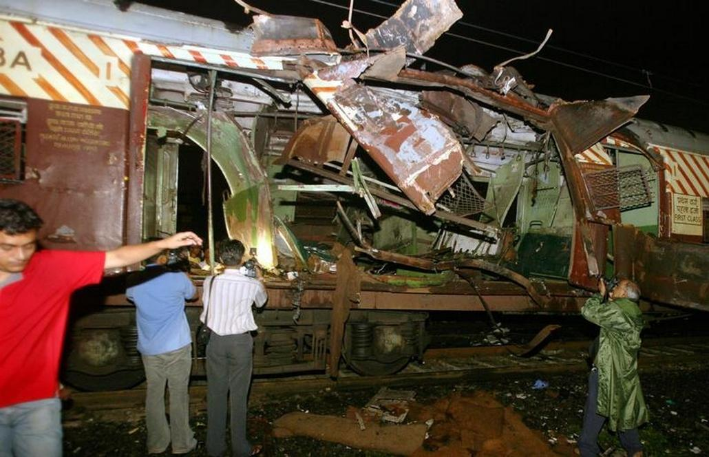 Následky útoku v Bombaji (rok 2006)