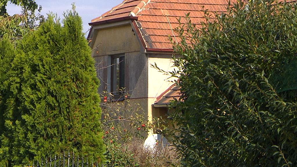 Dům ve Valech u Přelouče
