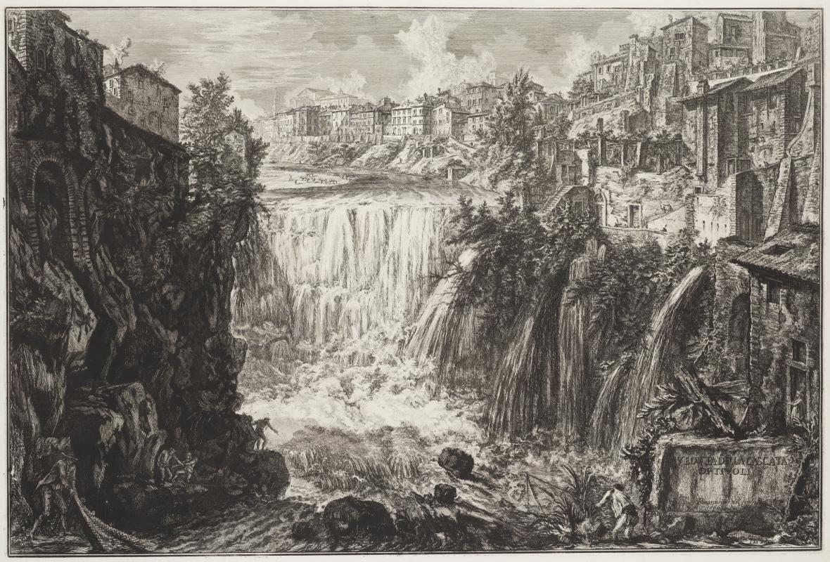 Z výstavy Giovanni Battista Piranesi - geniální grafik italského baroka