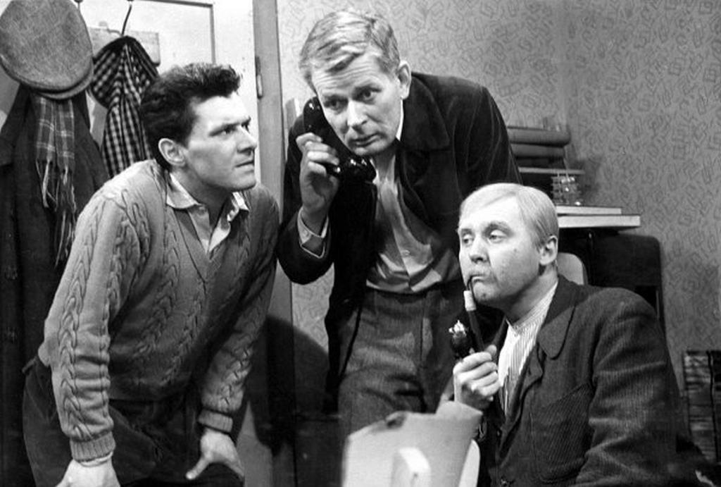 Tři chlapi v chalupě