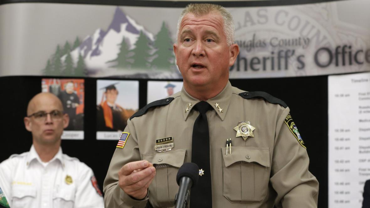 Šerif John Hanlin