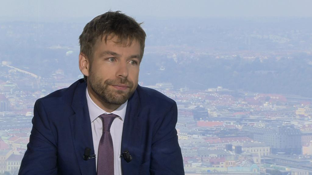 Ministr spravedlnosti Robert Pelikán v OVM