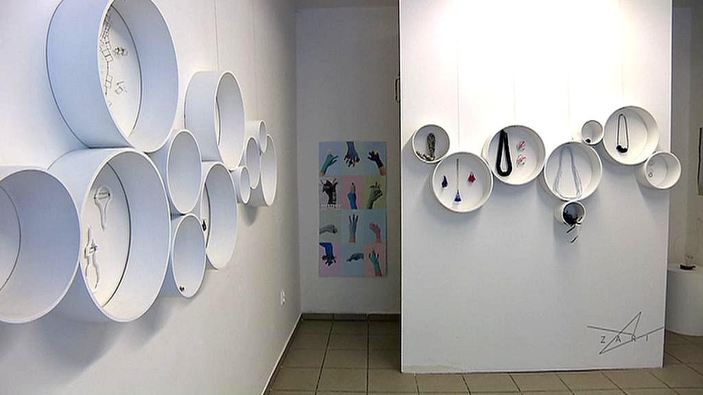 Výstava Kontexty v Galerii ZÁŘÍ