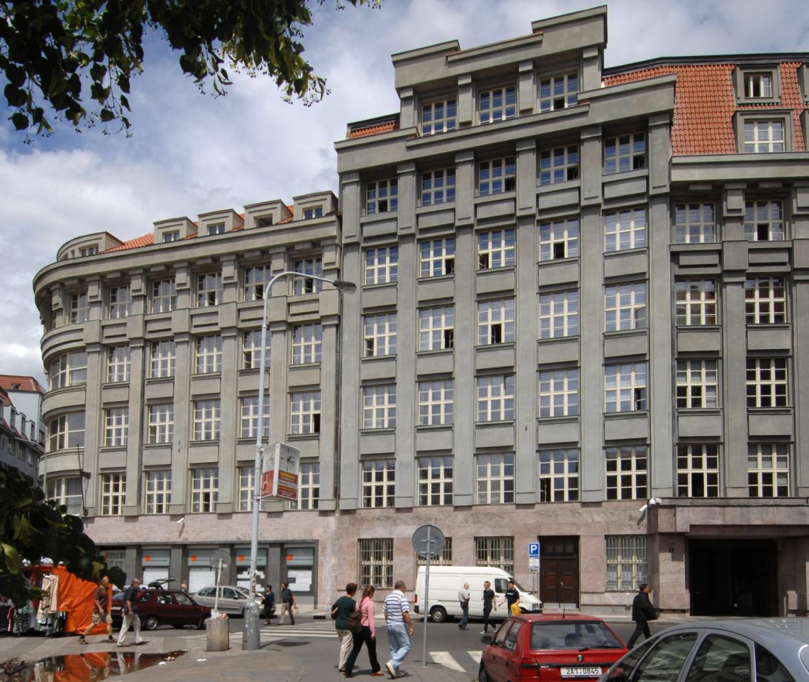 Škodův palác
