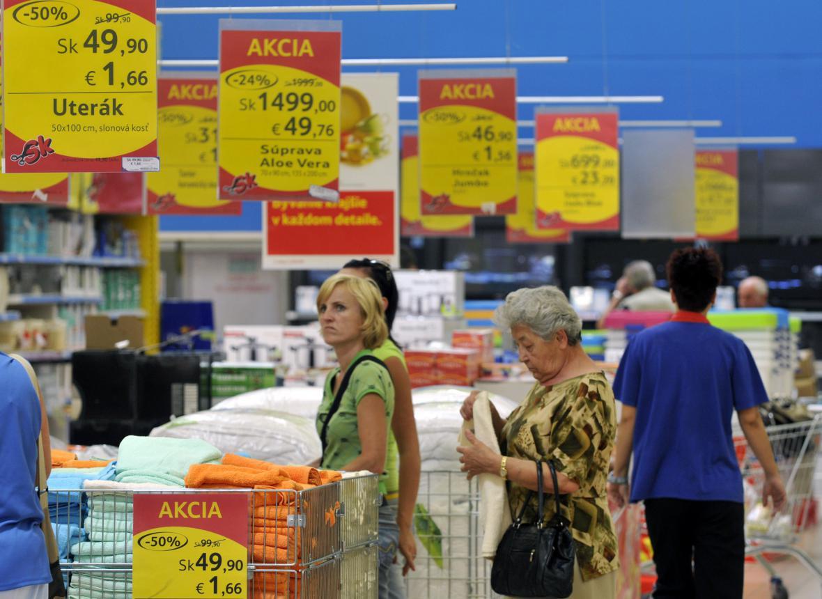 Dvojí ceny na Slovensku