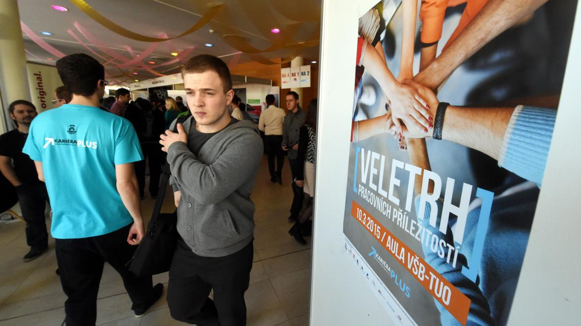Veletrh pracovních příležitostí v Moravskoslezském kraji
