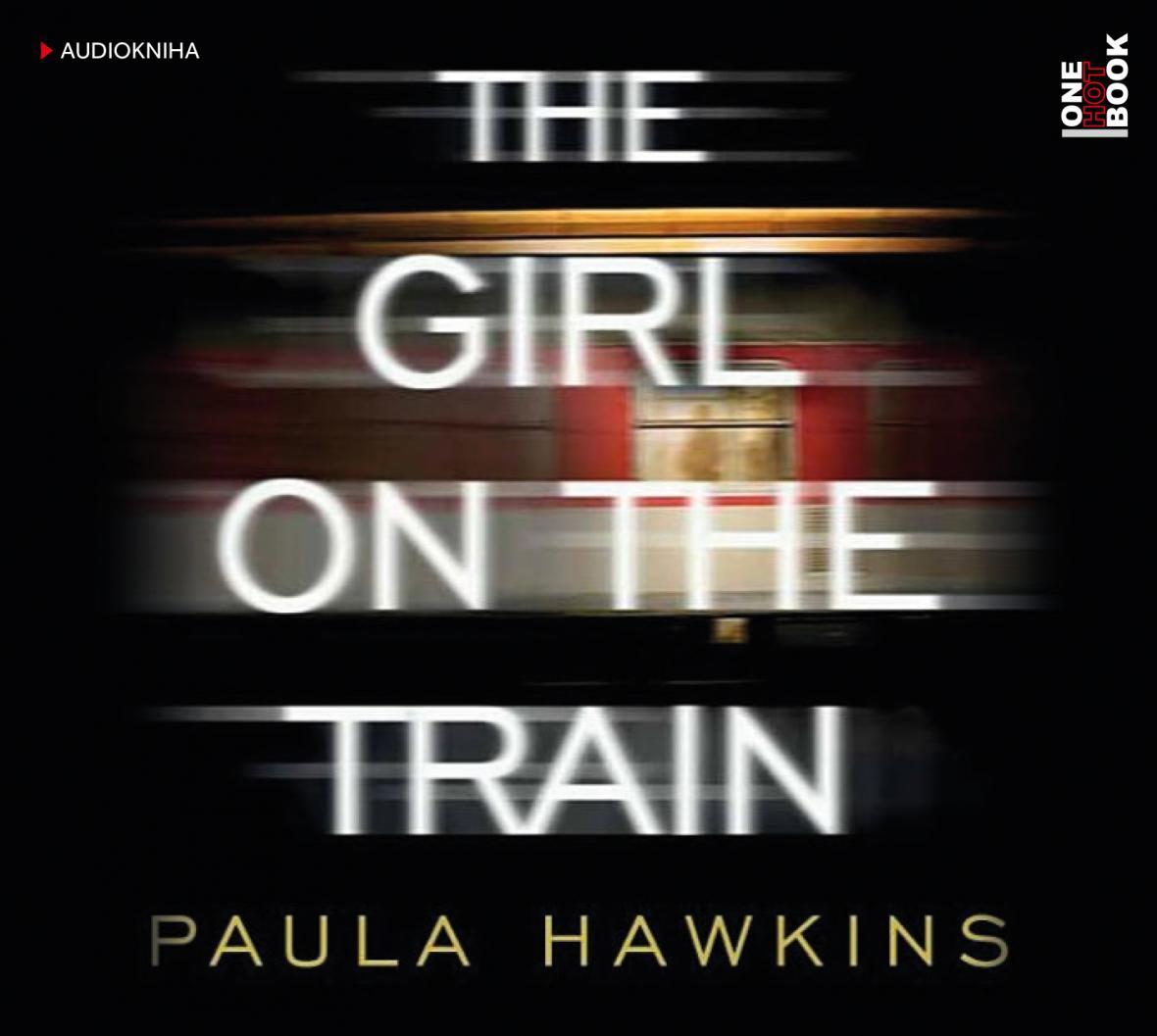Dívka ve vlaku (audiokniha)