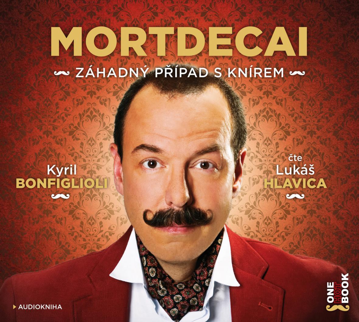 Mortdecai – Záhadný případ s knírem (audiokniha)