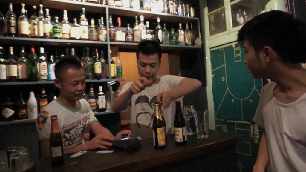 Pivo v Číně