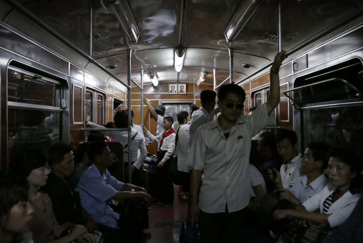 Severokorejské metro