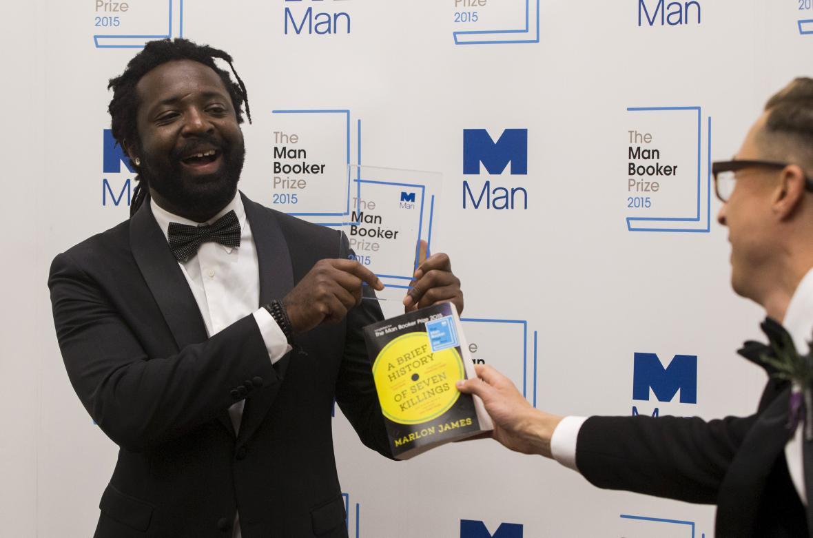 Jamajčan Marlon James s Man Bookerovou cenou