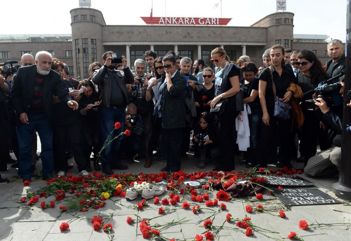Útok v Ankaře