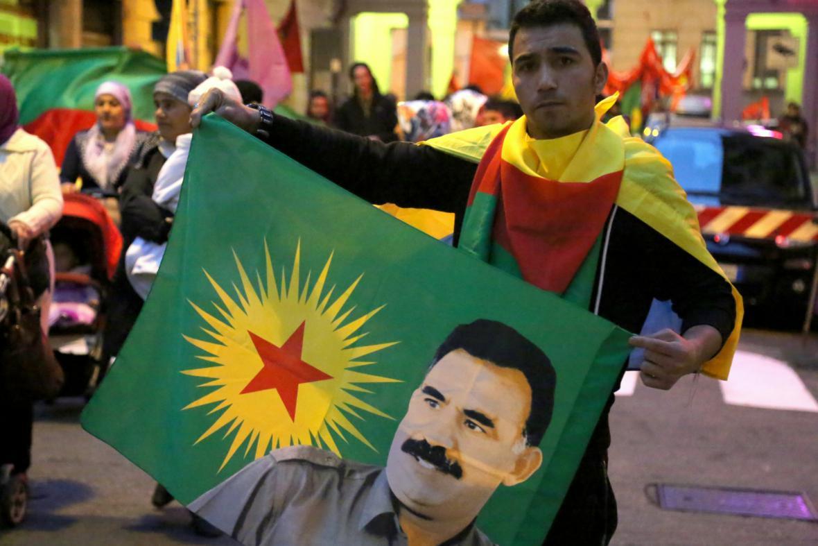 Kurdové protestují proti vládě