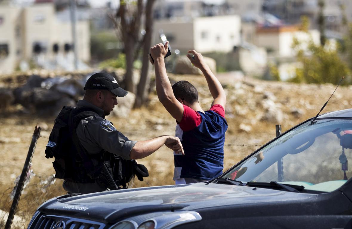Kontroly v Izraeli