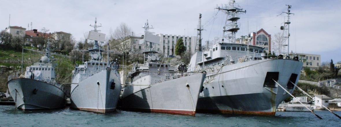 Černomořská námořní flotila